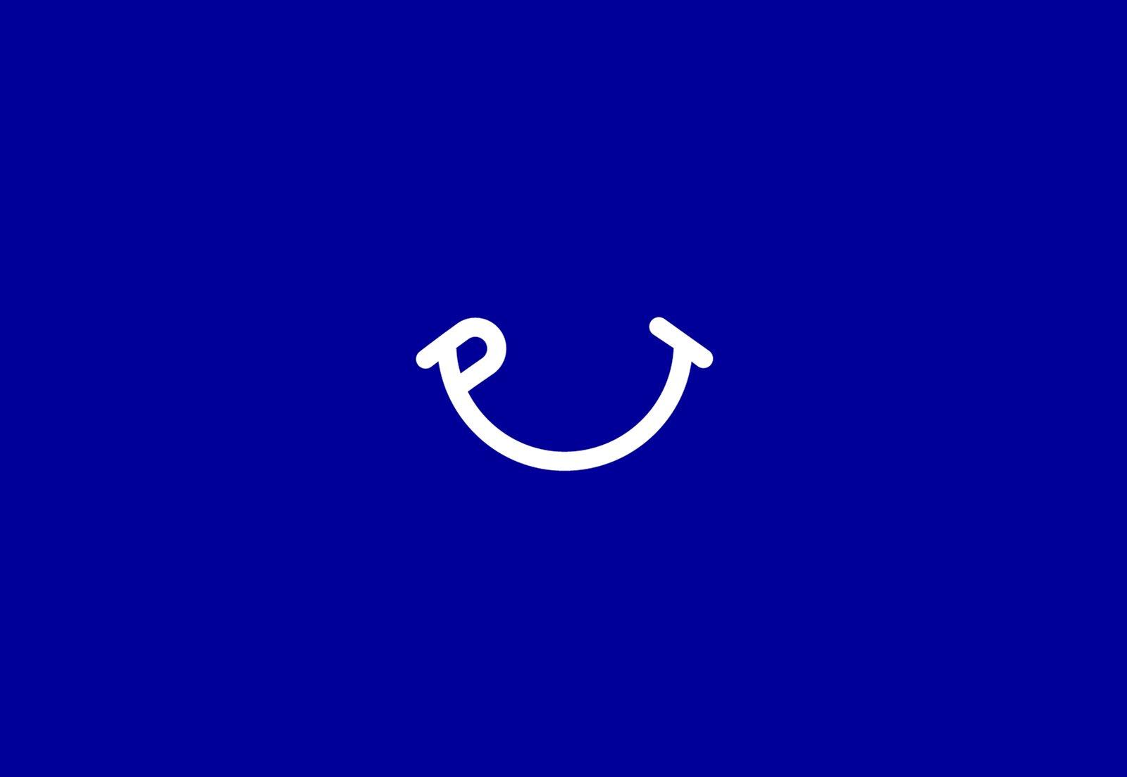 Praha na jazyku logo PJ smile